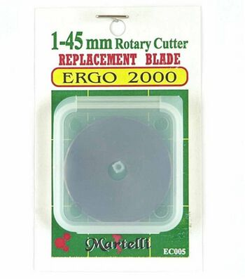 Ergo 2000 Rotary Cutter 45mm Replace Blade 1/pkg