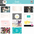 The Happy Planner Happy Memory Keeping-Planner Pocket Cards