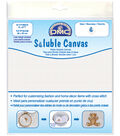 DMC 8\u0027\u0027x8.5\u0027\u002714-count Water Soluble Canvas-White
