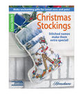 Herrschners Christmas Stockings Cross Stitch Book