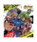 Crayola Art W/Edge Coloring Book-Marvel Avengers