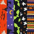 Halloween Pre-cut Quilt Fabric Bundle 2