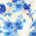 Home Decor 8\u0022x8\u0022 Fabric Swatch-Waverly Tree Blossom River