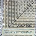 Quilter\u0027s Ruler Mini-Square 6 1/2\u0022 x 6 1/2\u0022