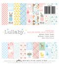 Pebbles Lullaby Pack of 36 6\u0027\u0027x6\u0027\u0027 Paper Pad