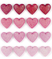 Jolee's Boutique Repeat Stickers-Glitter Heart, , hi-res