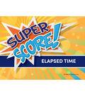 Edupress Super Score Game Elapsed Time, Grades 3+, Pack of 2