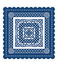 Tattered Lace Metal Die-Chatsworth Scallop Square