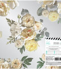 Heidi Swapp Magnolia Jane Acetate 12\u0022X12\u0022-Floral