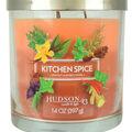 Hudson 43 Candle & Light 14 oz. Kitchen Spice Premium Scented Jar Candle
