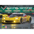 Revell Model Building Kit-Corvette C7R