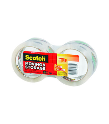 Scotch Tape-Packing 2pc Long Lasting