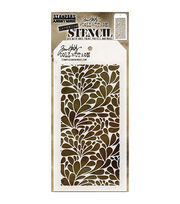 Stampers Anonymous Tim Holtz 4.13''x8.5'' Layering Stencil-Splash, , hi-res