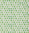 Keepsake Calico Cotton Fabric -Light Green Shaded Dot
