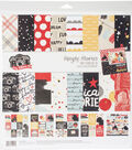 Simple Stories Collection Kit 12\u0022X12\u0022-Say Cheese III