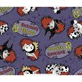Disney Villains Halloween Fleece Fabric-Deliciously Wicked