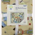 No-Sew Fleece Fabric 48\u0022-Spotty Dog