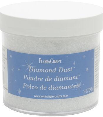 FloraCraft 14 oz. Diamond Dust-Iridescent