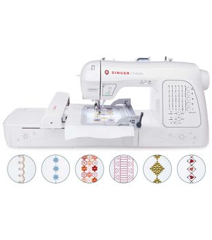 Singer XL-420 Futura Embroidery & Sewing Machine