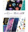 Park Lane 6\u0022x8\u0022 Paper Pad-Galaxy