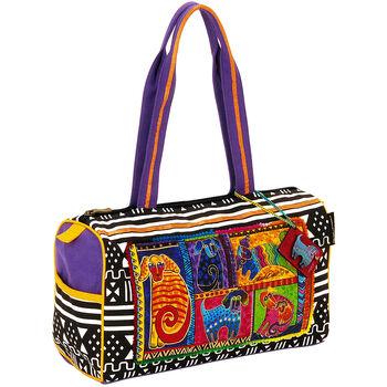 1a997176a89e Add to My Bag. Laurel Burch Medium Satchel Zipper Top 15