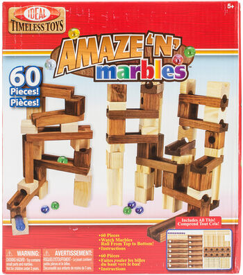 Ideal Amaze ???N??? Marbles Construction Set