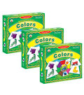 What Do You See? Colors Board Game, Grade PK-K, Pack of 3