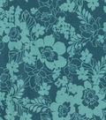 Keepsake Calico Cotton Fabric 44\u0022-Maryjane Sterling