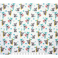 Super Snuggle Flannel Fabric-Koala Friends