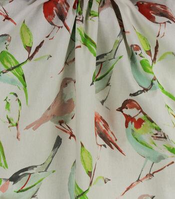 "Home Essentials Lightweight Decor Fabric 45 ""-Bluebird Spring"