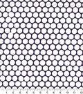 Quilter\u0027s Showcase Cotton Fabric -Dots Purple