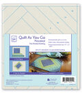 June Tailor Quilt As You Go Batting Placemats-Casablanca