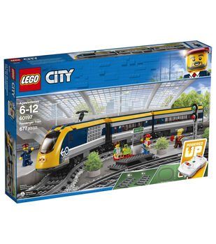 LEGO City Passenger Train 60197