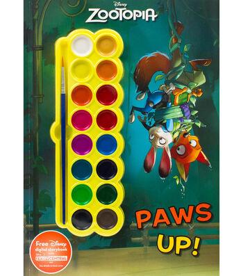 Parragon Disney Zootopia Paws Up! Activity Book