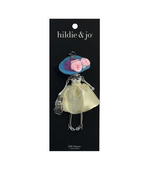 hildie & jo Spring Doll Pendant-Bunny