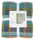 No-Sew Fleece Throw 72\u0022-Champlain Rodney Aspen