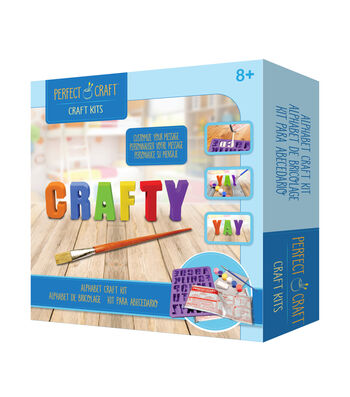 Perfect Craft Alphabet Casting Kit