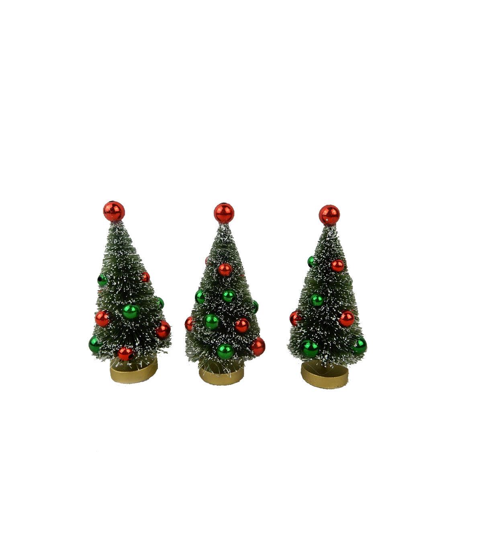 christmas tree decorations x3 bike chain