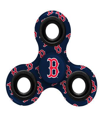 Boston Red Sox Diztracto Spinnerz-Three Way Fidget Spinner