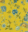 Williamsburg Lightweight Decor Fabric-Pondicherry/Curry