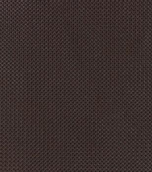 Richloom Studio Upholstery Vinyl Fabric-Durkin Black Oak