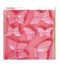 Stamperia Stampo Maxi 7 pk Soft Molds-Butterflies
