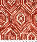 Lightweight Decor Fabric 54\u0022-Ibiza Flame
