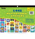 Eureka Sticker Books-1442 Jumbo Sticker Book