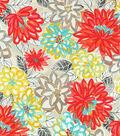 P/K Lifestyles Upholstery Fabric 54\u0022-Clayton Scarlet Lake