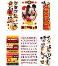 Disney\u0027s Mickey Mouse Value Sticker Set (6 Sheets)