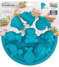 Silicone Mini Cakes Mold-Animals 9 Cavity