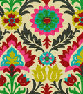 Home Decor 8\u0022x8\u0022 Fabric Swatch-Waverly Santa Maria Desert Flower