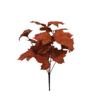 Blooming Autumn Maple Leaf Bush-Rust