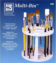 Multi Bin Brush/Tool Holder, , hi-res